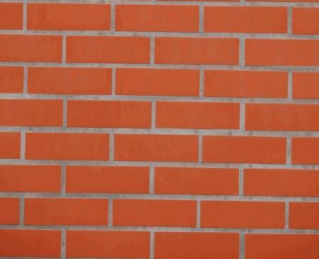 Forra / Fita / Faixa Ceramica em Terracota barro vermelho 23x07x1.5 cm